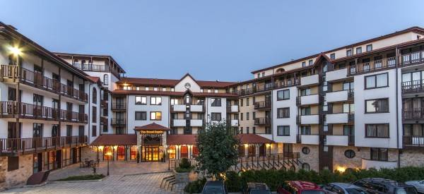 Hotel Grand Royale Apartment Complex & Spa