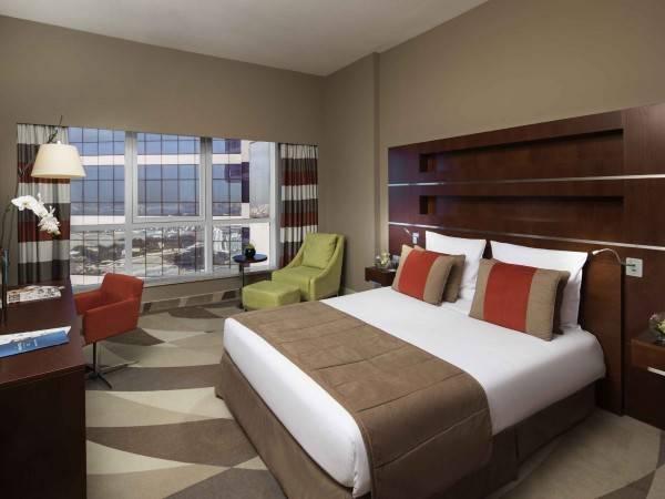 Hotel Novotel Dubai Al Barsha