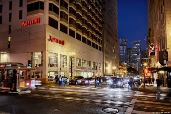 Hotel San Francisco Marriott Union Square