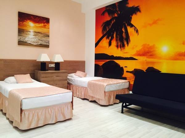 City Comfort Hotel na Arbatskoy