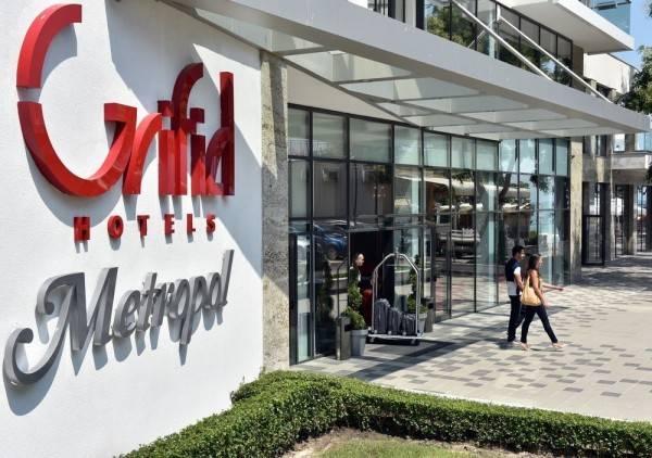 Grifid Hotel Metropol- Premium All Inclusive A la Carte