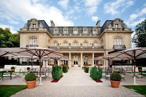 Hotel Chateau Les Crayeres