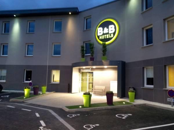 Hotel B&B Clermont Ferrand Nord Riom