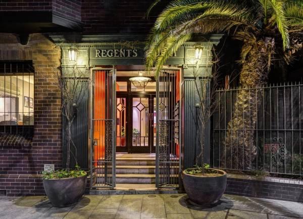 Hotel Regents Court Sydney