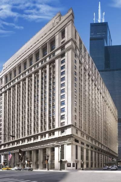 Hotel JW Marriott Chicago