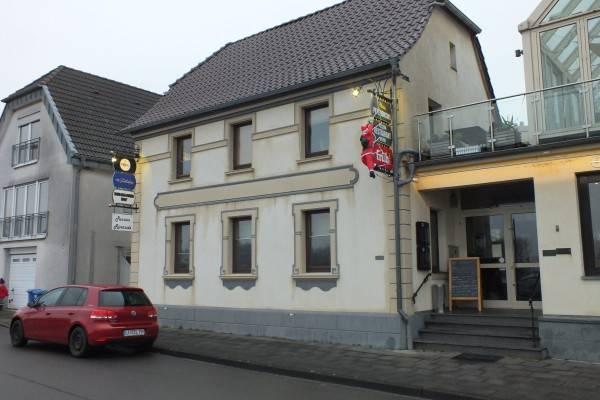 Pension Riverside in Hitdorf am Rhein