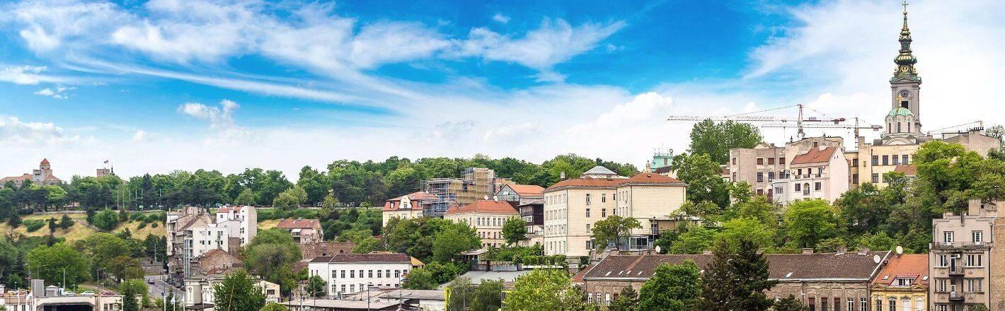 Mit HRS reservieren Sie günstige und schöne Hotels in Serbien. Buchen Sie jetzt und sichern Sie sich die besten Schnäppchen.