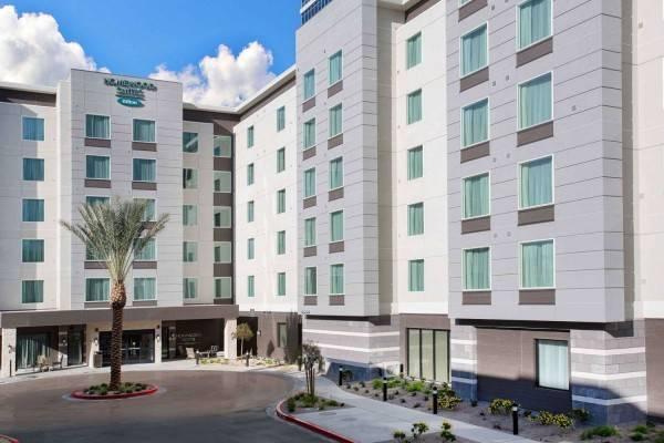 Hotel Homewood Suites by Hilton Las Vegas City Center