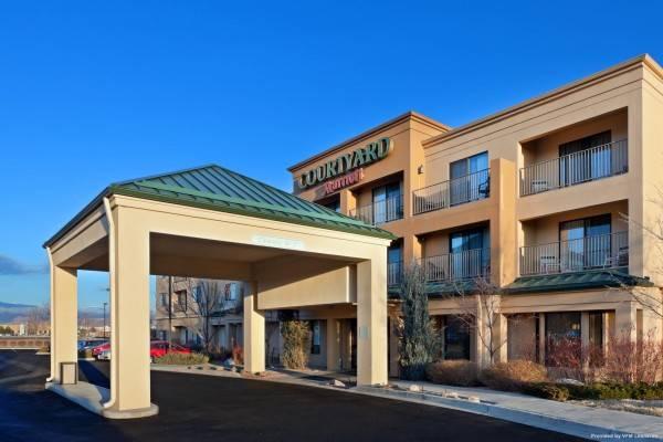 Hotel Courtyard Boulder Longmont