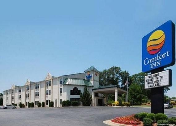 Quality Inn and Suites Tarboro Kingsbor