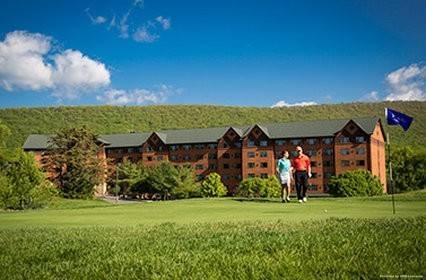 Hotel Rocky Gap Casino Resort