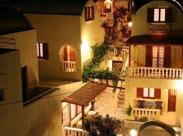 Hotel Villa Dimitris