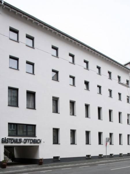 Hotel Gästehaus Offenbach