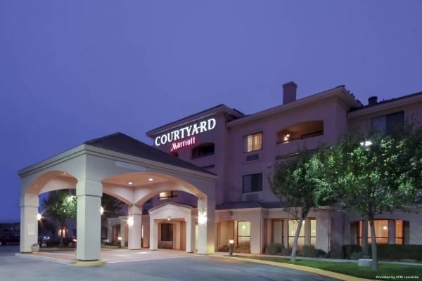 Hotel Courtyard Salinas Monterey