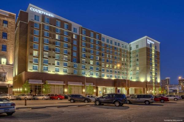 Residence Inn Kansas City Downtown/Convention Center