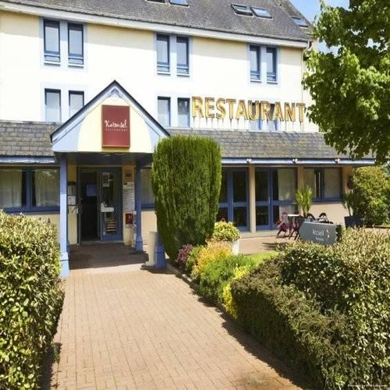 Hotel Kyriad - Rouen-Nord Mont St Aignan
