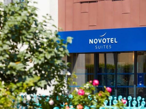 Hotel Novotel Suites Colmar Centre