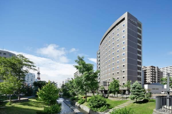 Hotel Fairfield by Marriott Sapporo