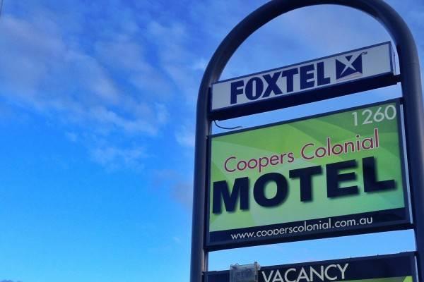 Coopers Colonial Motel Acacia Ridge