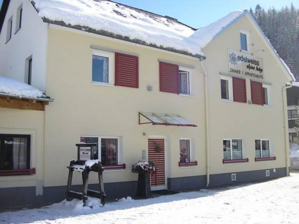 Hotel Edelweiss Alpine Lodge