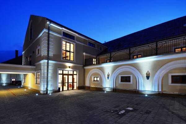 Hotel Maly Pivovar Klaster Kleine Klosterbrauerei