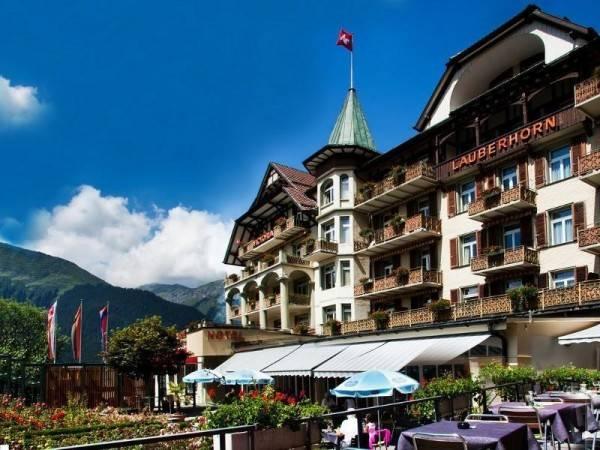 Hotel Victoria Lauberhorn