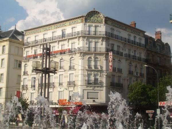 Brit Hotel Suisse et Bordeaux Grenoble Centre