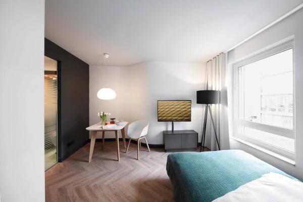 Hotel SMARTments business München Parkstadt Schwabing