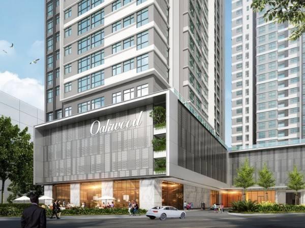 Hotel OAKWOOD RESIDENCE SAIGON