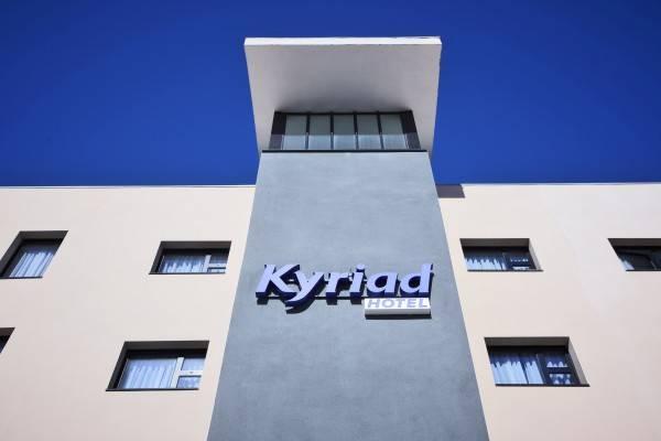 Hotel Kyriad MARSEILLE PROVENCE - Aéroport