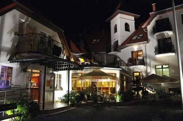 Hotel Dworek Morski Mielno