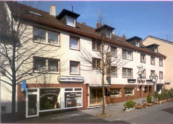 Hotel Alt Mülheim