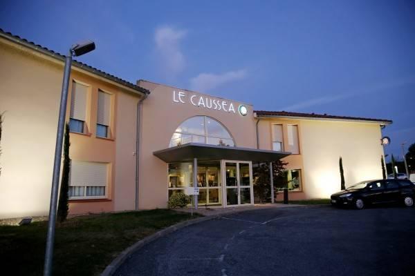 Castres Hôtel Le Causséa The Originals City (ex Inter-Hotel)