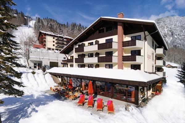 Das Familienhotel Lagant
