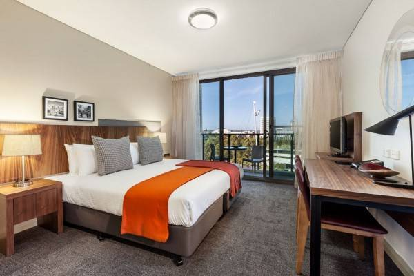 Hotel Quest at Sydney Olympic Park