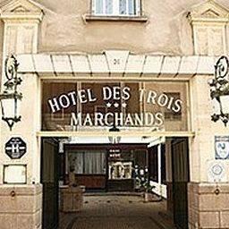 Hotel Les Trois Marchands