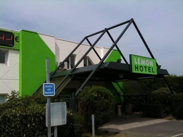 Lemon Hotel Tourcoing Lille