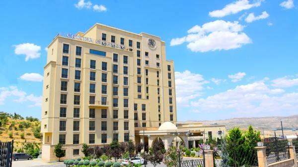 Erdoba Elegance Hotel Convention Center
