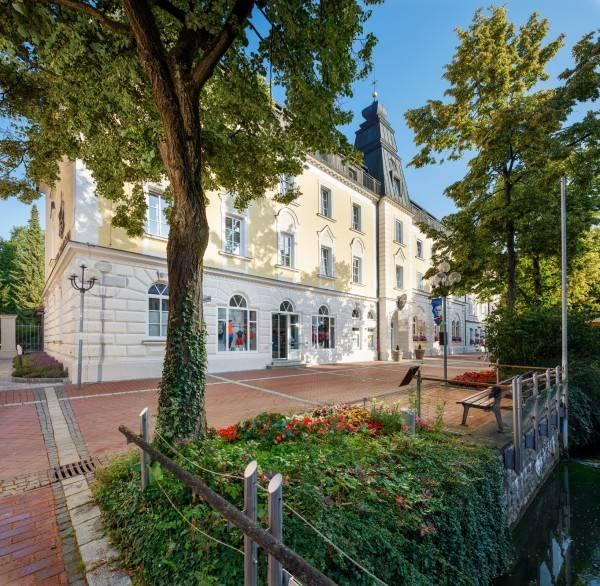 Hotel Sebastianeum Kneipp- & Gesundheitsresort