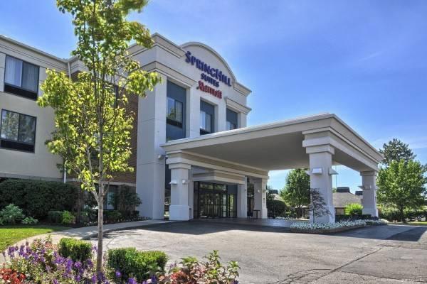 Hotel SpringHill Suites Detroit Southfield