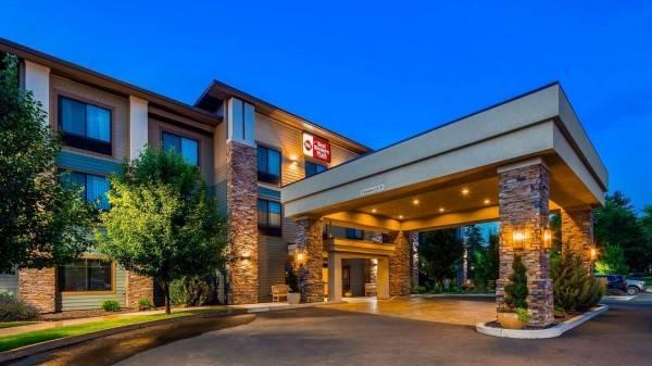 Best Western Plus Dayton Hotel & Suites