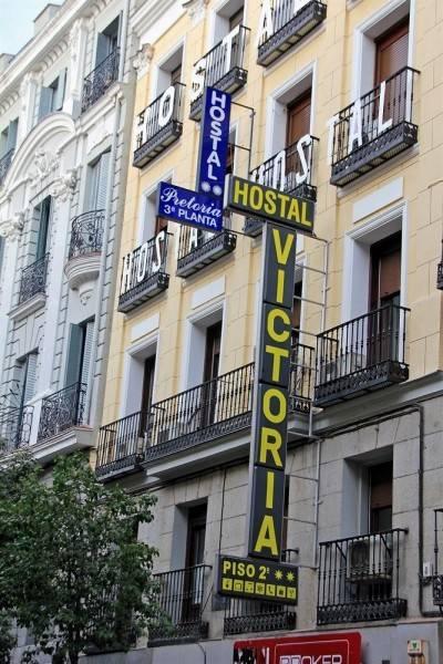 Hotel Hostal Victoria I