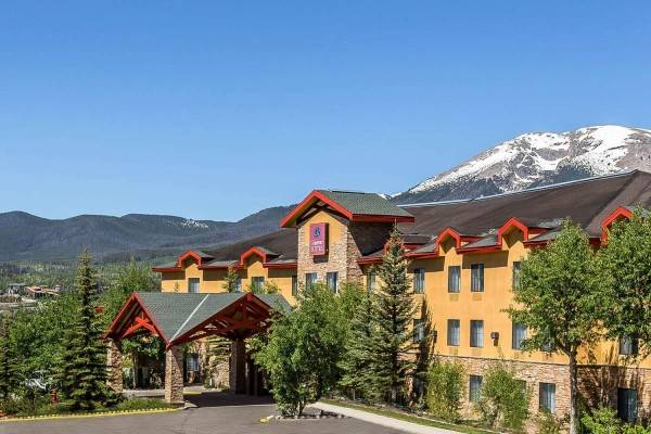 Hotel Comfort Suites Summit County