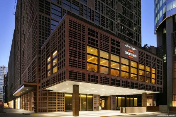 Hotel Courtyard World Trade Center Abu Dhabi