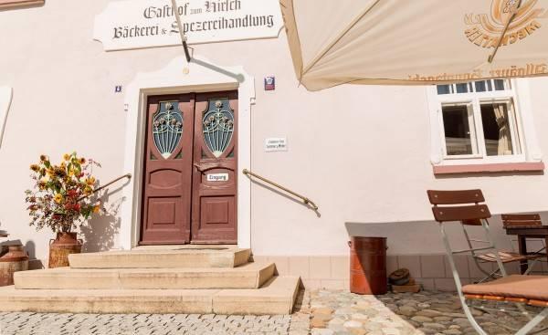 Hotel Hirsch Historischer Dorfgasthof