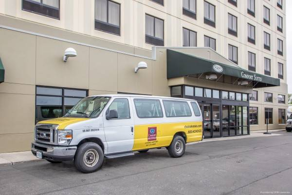 Hotel Comfort Suites O'Hare Airport
