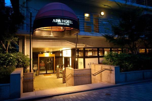 APA Hotel Kyotoeki Horikawa Dori