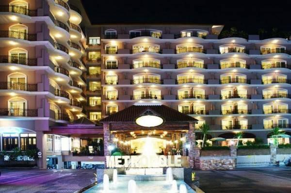 Hotel LK Metropole Pattaya