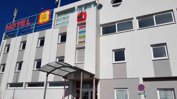 Hôtel Berck-sur-Mer The Originals Access (ex P'tit Dej Hotel)