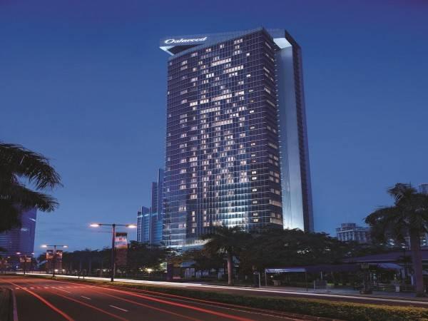 Hotel Oakwood Premier Cozmo Jakarta